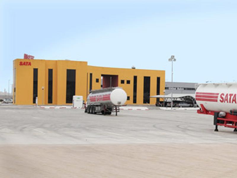 Plateforme logistique Nuevas Instalaciones SATA